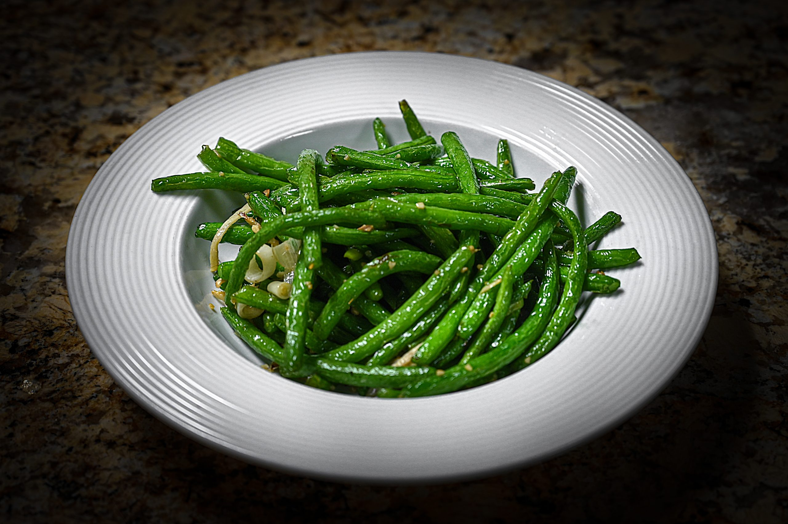 healthy string beans